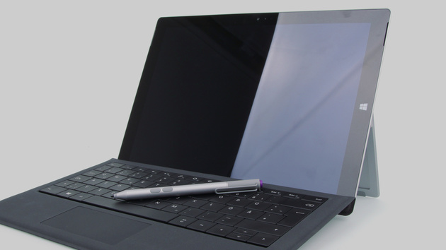 Surface Pro 3: System Firmware Update soll Akkuprobleme beheben