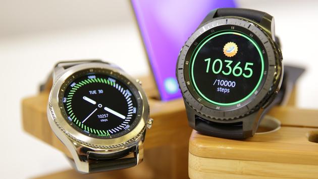 Gear S3 ausprobiert: Die beste Smartwatch für Samsung-Nutzer