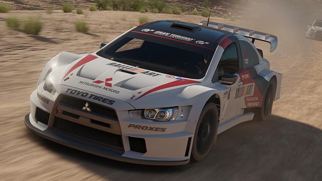 Gran Turismo Sport: Rennspiel auf 2017 verschoben