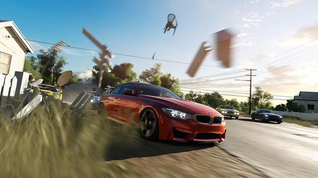 Systemanforderungen: Forza Horizon 3 will Mittelklasse für 1080p