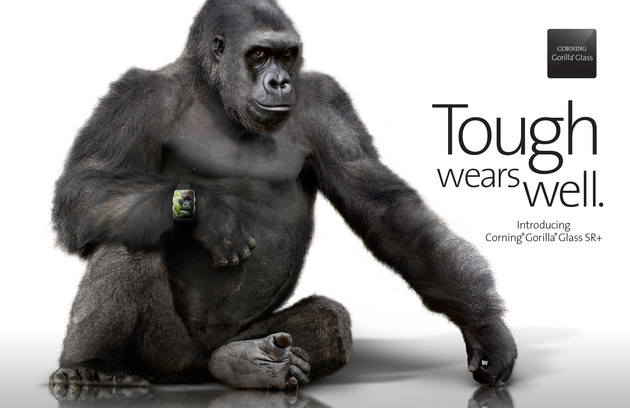 Corning Gorilla Glass SR+