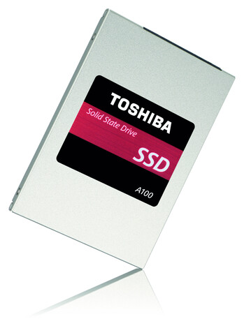 Toshiba Solid State Drive A100