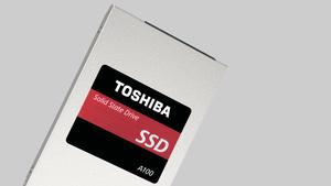 Toshiba A100: Günstige Einstiegs-SSDs mit TLC-NAND in 15nm