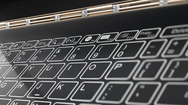 Lenovo Yoga Book: Digitaler Notizblock wandelt sich zur Display-Tastatur