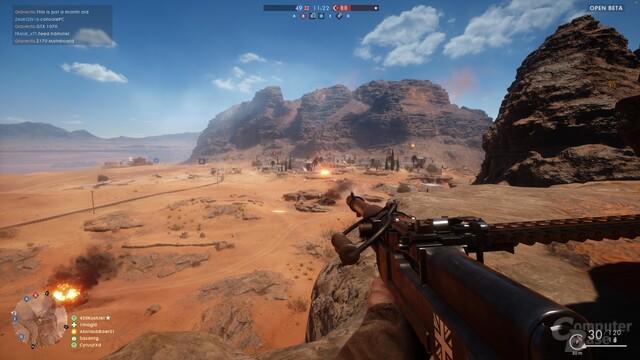 Spielerisch gilt: Battlefield bleibt Battlefront