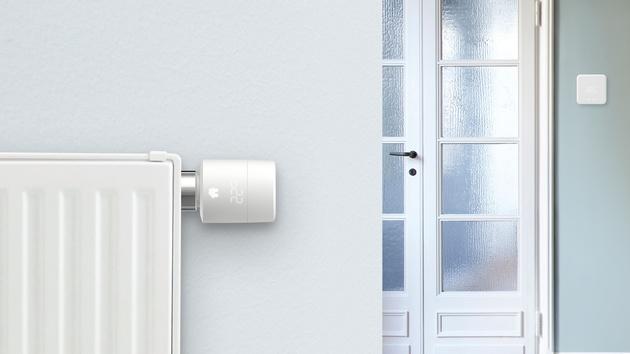 Smarte Heizungssteuerung: Tado° unterstützt Apple HomeKit und Amazon Echo