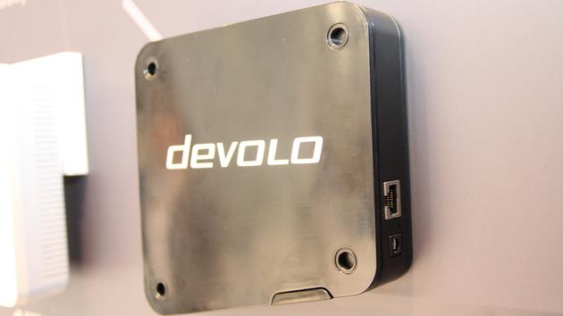 Devolo GigaGate: WLAN-Bridge funkt mit bis zu 2 Gbit/s