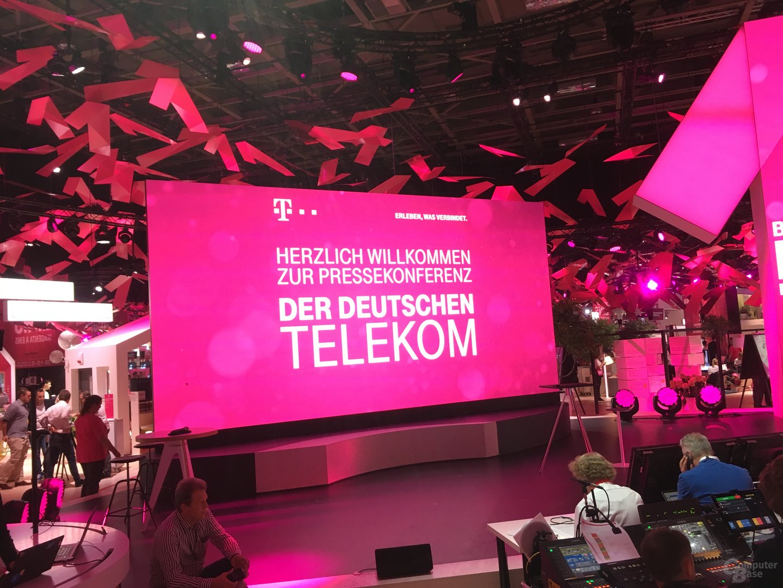 Die Telekom auf der IFA 2016