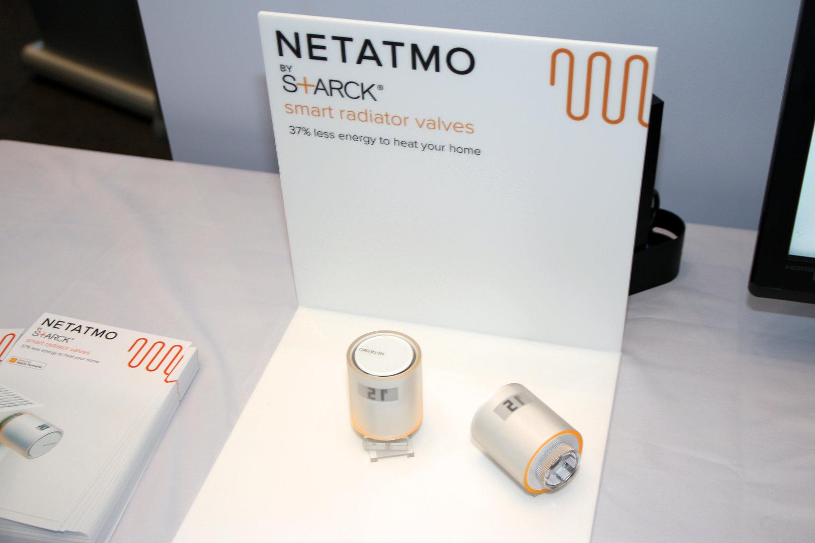 Netatmo: Smartes Heizkörperthermostat