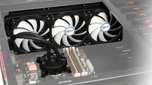 Arctic Liquid Freezer 360: AiO-Kühler erhält größeren Radiator und mehr Lüfter