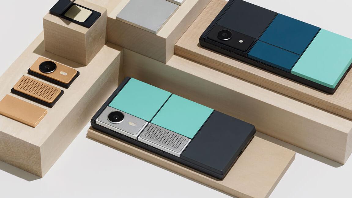 Google Project Ara: Modulares Smartphone angeblich eingestellt