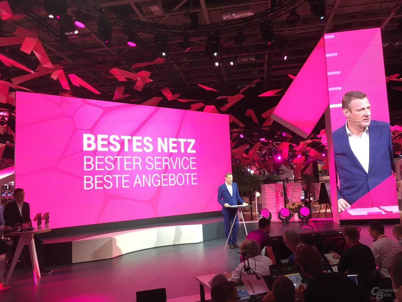 Die Deutsche Telekom auf der IFA 2016