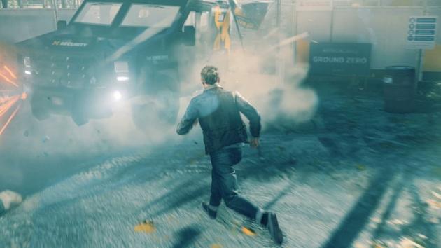 Verschiebung: Quantum Break verspätet sich auf Steam