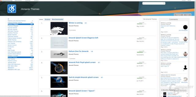 KDE-Look.org