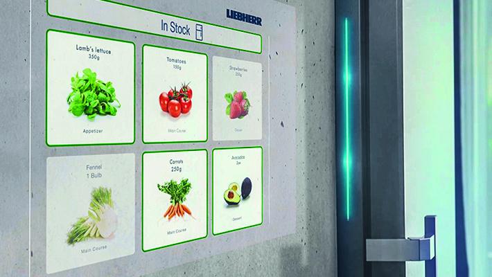 Retro Kühlschrank Liebherr : Liebherr und microsoft aufrüstbarer kühlschrank erkennt ketchup