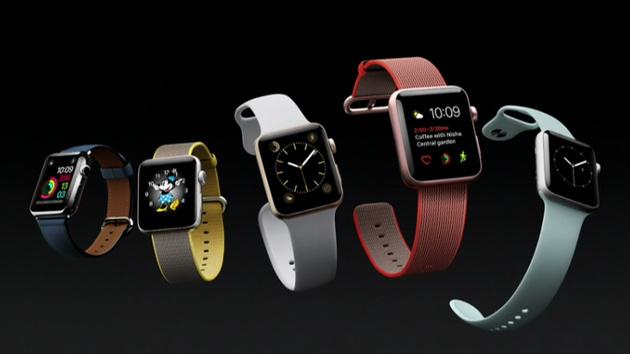Apple Watch Series 2: Mit Dual-Core, GPS und wasserdichtem Gehäuse