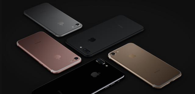 Apple iPhone 7 (Plus)