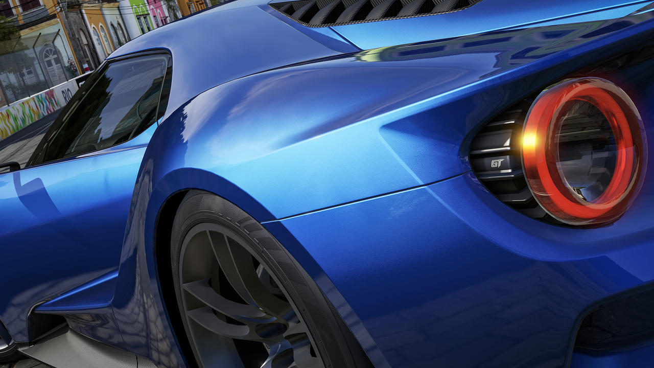 Forza 6: Apex: Ab sofort auch mit elf Lenkrädern spielbar