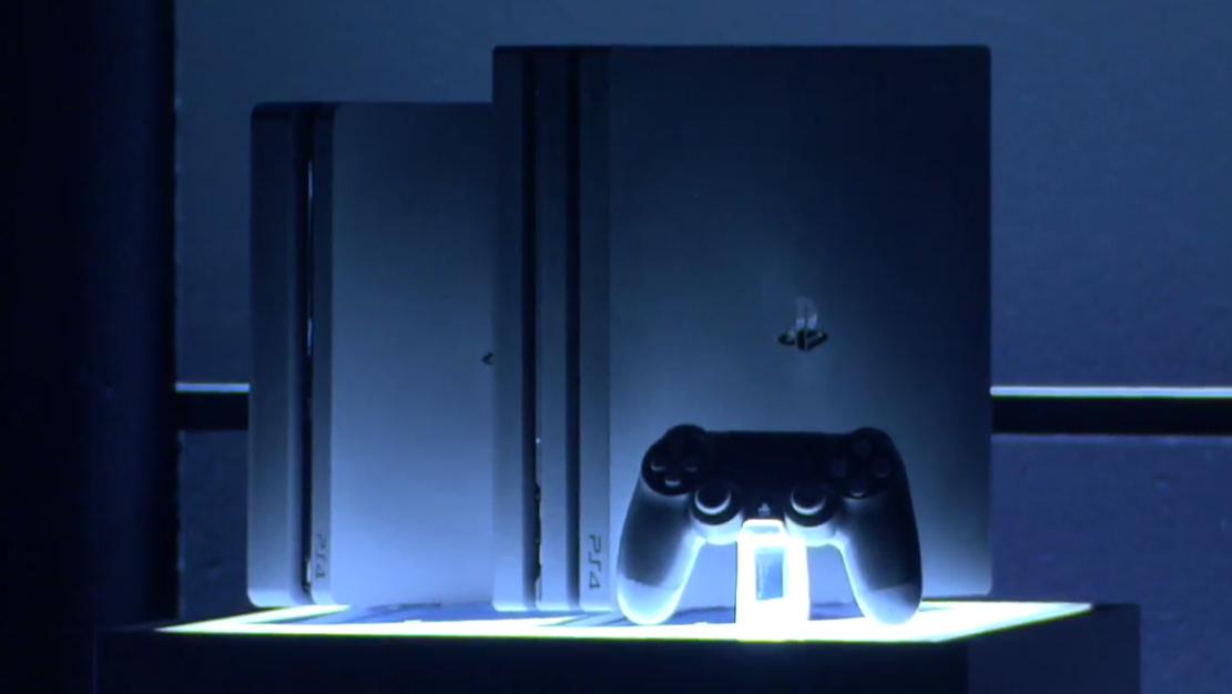 PlayStation 4 Pro & Slim: Schneller für 399 Euro, kleiner für 299 Euro