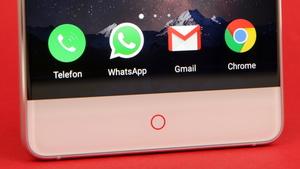 Nubia Z11 im Test: Dieses Smartphone fälltaus dem Rahmen