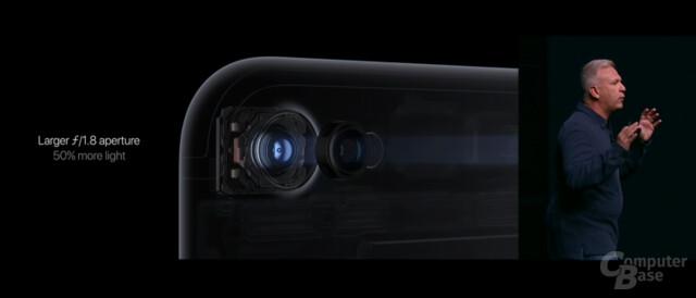 Apple iPhone 7 und 7 Plus