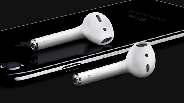 AirPods: Apples kabelloses Headset mit eigenem W1-Chip
