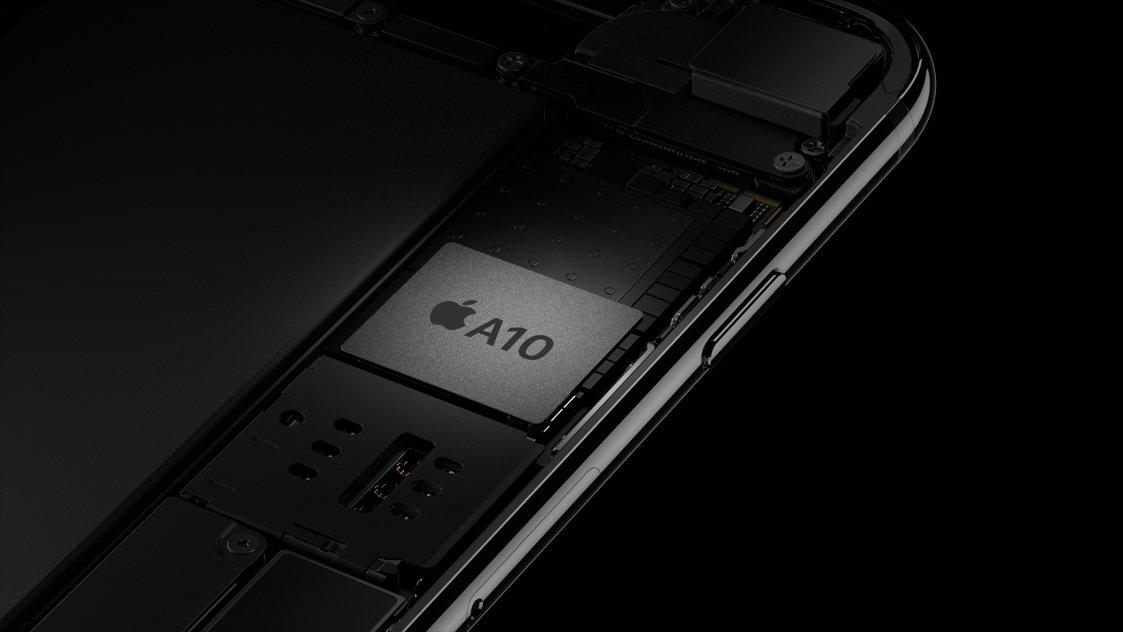 Neuer Apple A10 Fusion