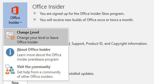 Office Insider Fast
