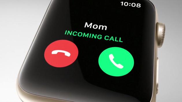 Apple Watch Series 2: Plaudertaschen telefonieren besser direkt über das iPhone