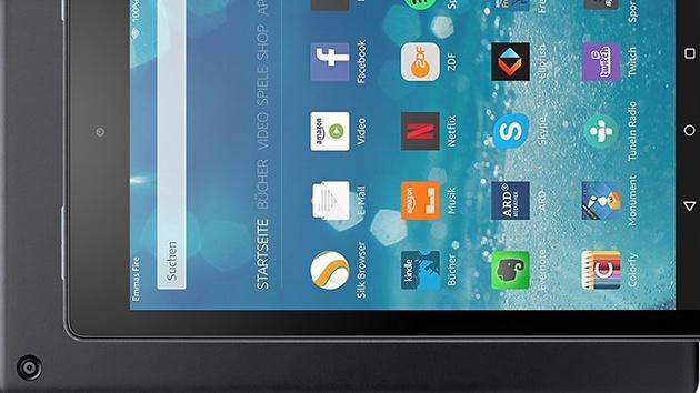 Amazon: Fire HD 8 mit schnellerem SoC und mehr RAM