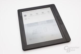 Zahlreiche Einstellungsmöglichkeiten beim InkPad 2