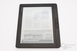 PDF-Darstellung auf dem InkPad 2