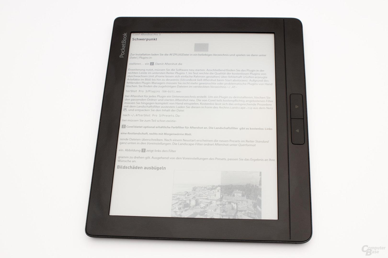 PDF-Reflow auf dem InkPad 2