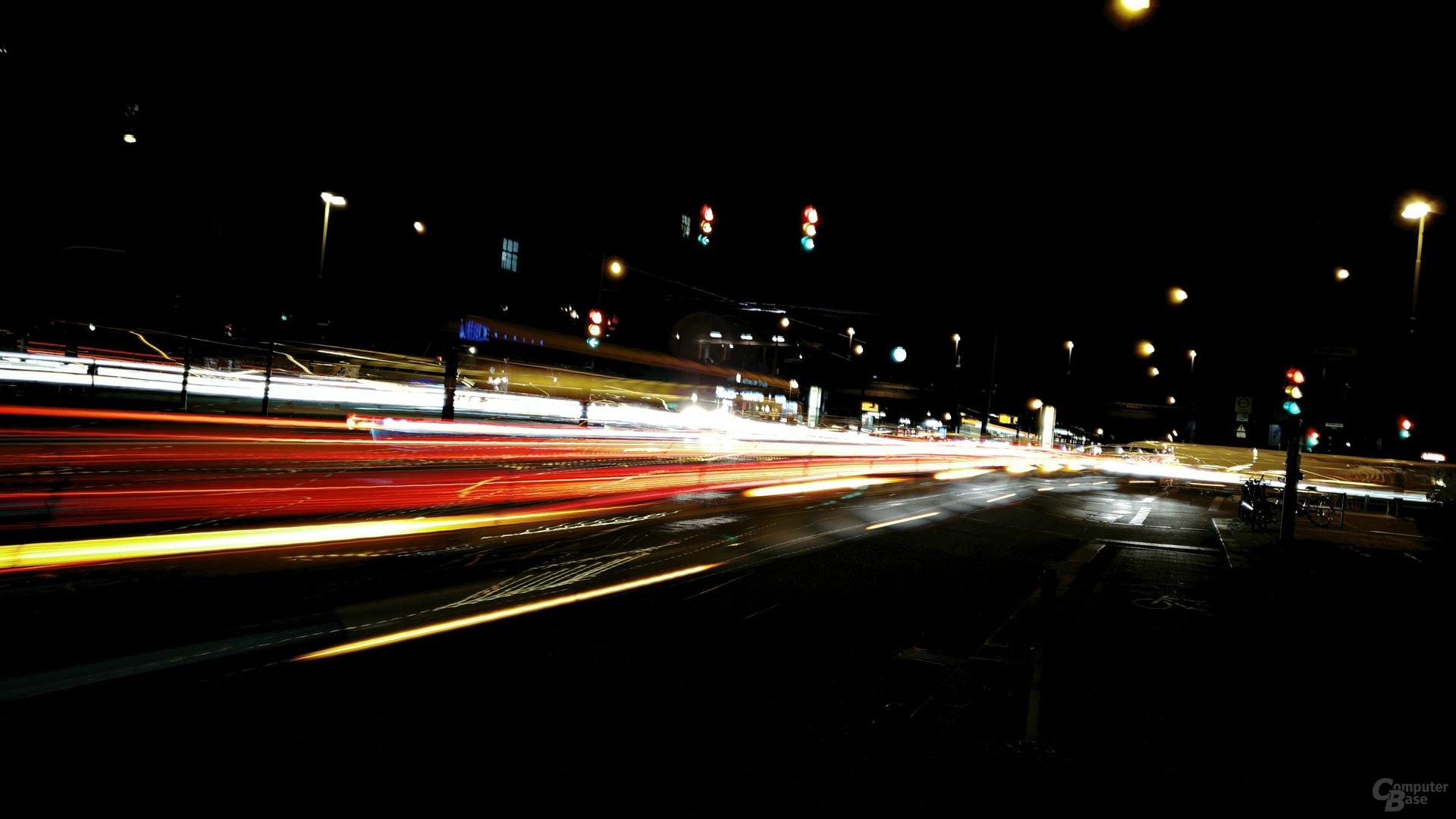 Nubia Z11 – Licht-Draw – 69 Sekunden