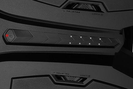 Akku-Ladezustand des MSI VR One