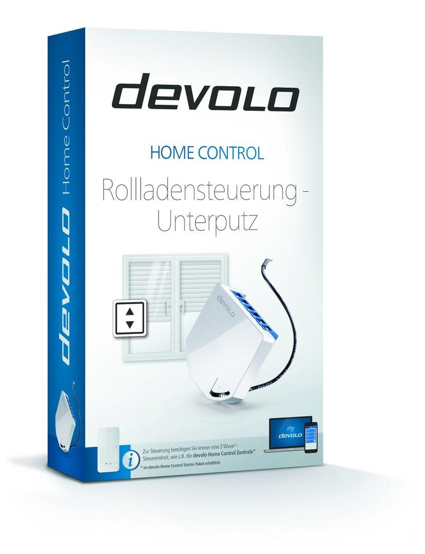 Devolo Rollladensteuerung-Unterputz