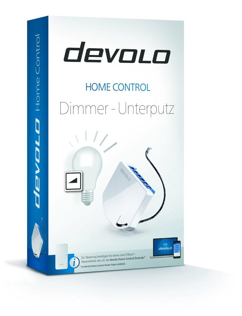 Devolo Home Control Dimmer-Unterputz