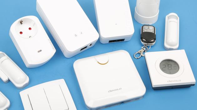 Devolo Home Control im Test: Einfaches und erweiterbares Smart Home für jedermann