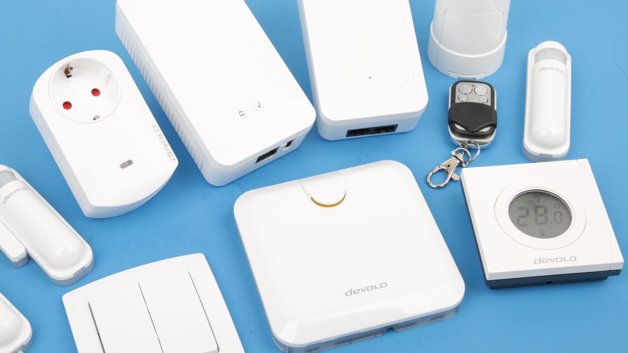 devolo home control im test einfaches und erweiterbares smart home f r jedermann computerbase. Black Bedroom Furniture Sets. Home Design Ideas