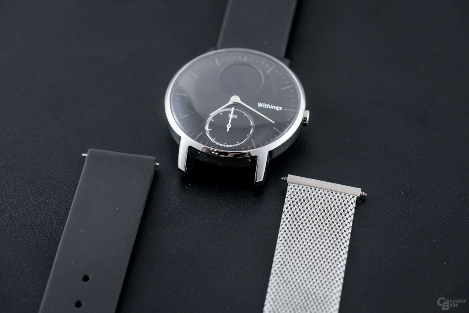 Withings Steel HR – Wechselbares Armband