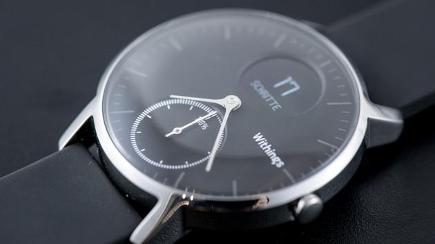 Withings Steel HR im Test: Hybride Uhr mit Herzsensor und langer Laufzeit