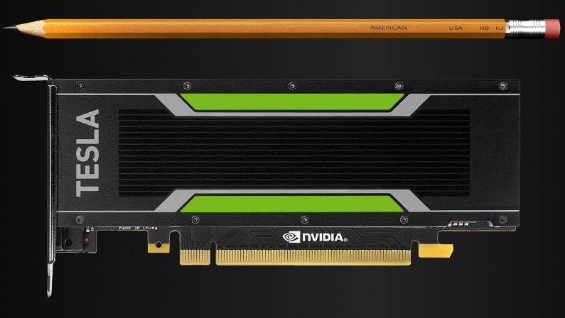 Tesla P4 und P40: Nvidia bringt vollen GP102 und GP104 für die Profis
