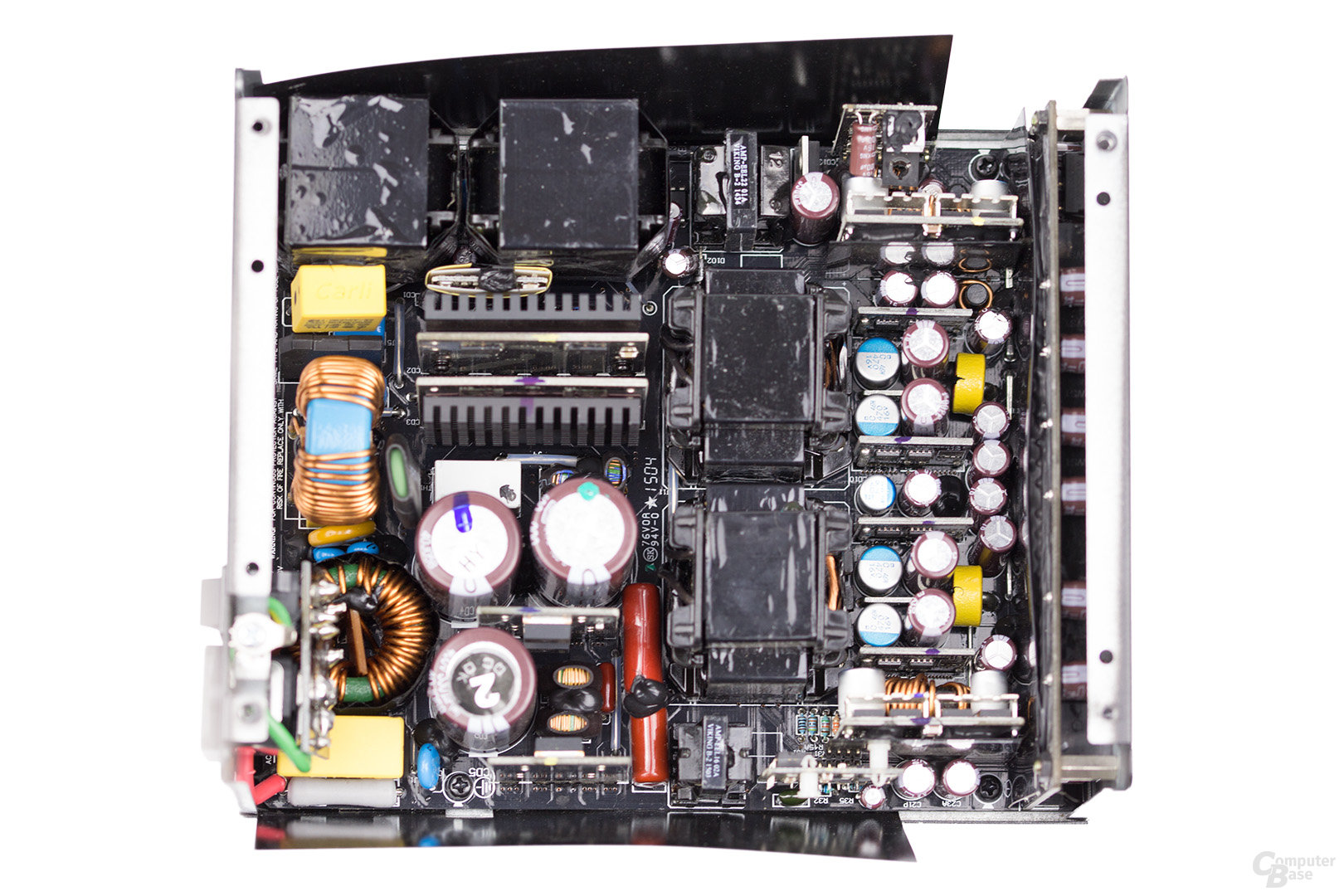 Super Flower Leadex Titanium 850W – Überblick Elektronik
