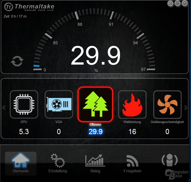 Thermaltake DPS G PC App