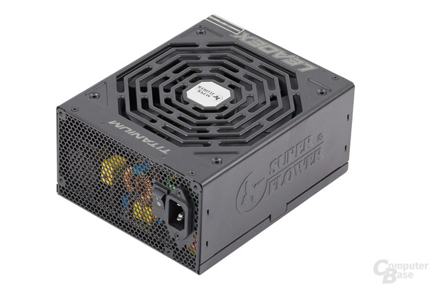 Super Flower Leadex Titanium 850W