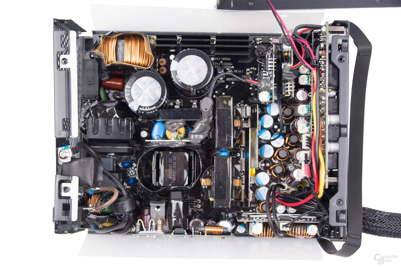 be quiet! Dark Power Pro 11 850W – Überblick Elektronik