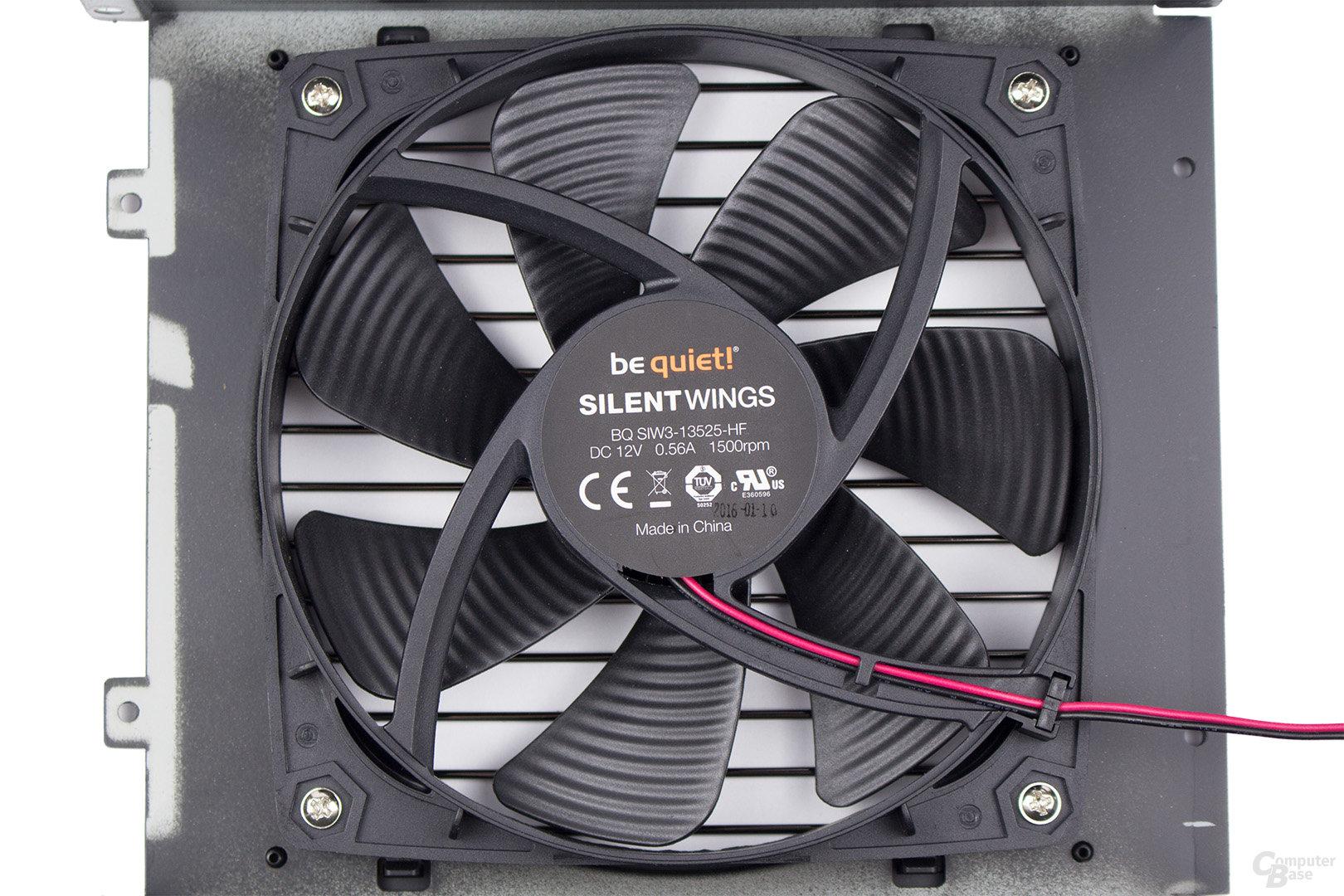 be quiet! Dark Power Pro 11 850W – Lüfter