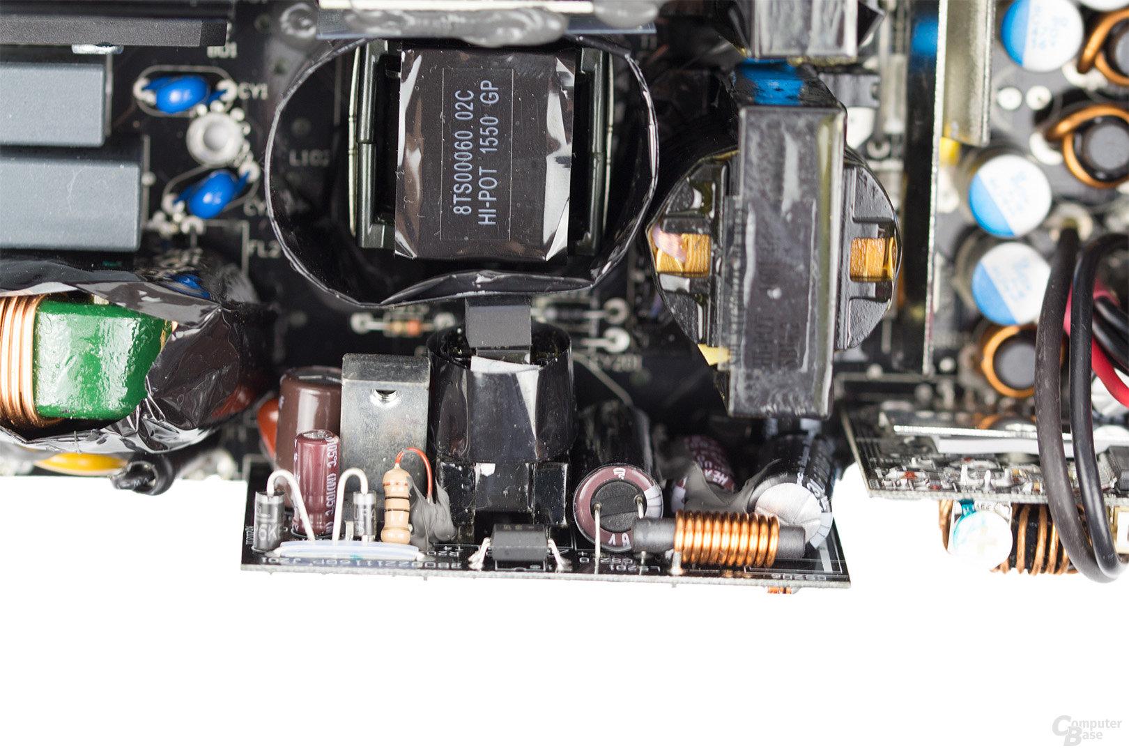 be quiet! Dark Power Pro 11 850W – 5VSB-Konverter