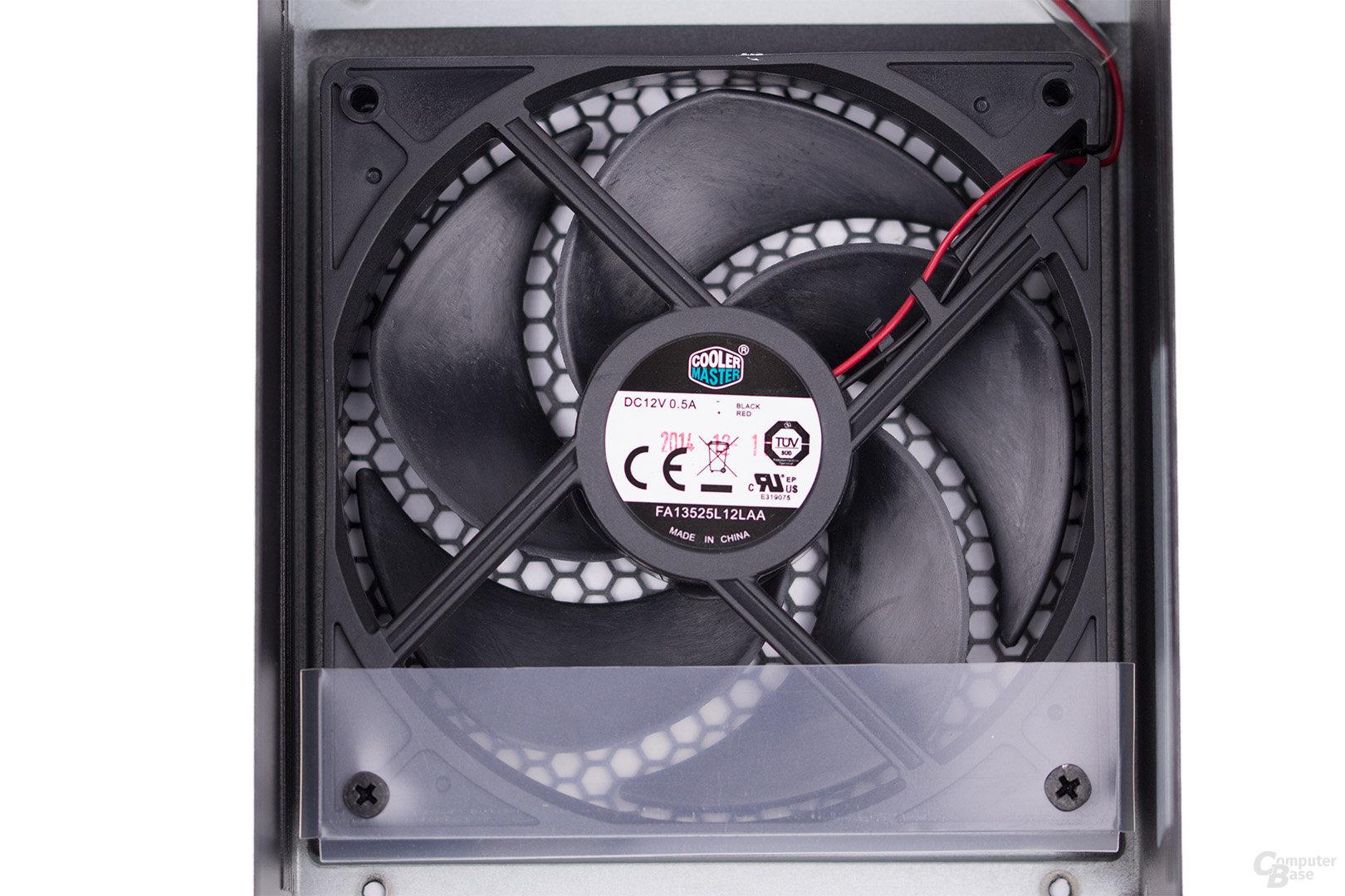 Cooler Master V850 – Lüfter