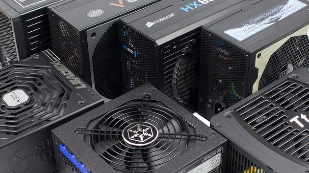850-Watt-Netzteile im Test: Sieben Modelle von 80PlusGold bis Titanium